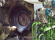 la limpieza criogenica y el blasting cerámico para la industria energética